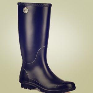 Women's ugg rain boots